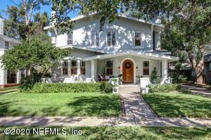 Avondale Property Photo of 1461 Avondale Ave, Jacksonville, Fl 32205 - MLS# 1033197
