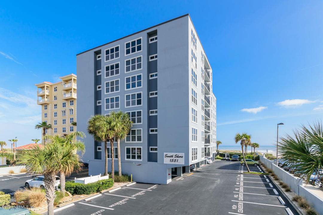 1551 1st UNIT #701 Jacksonville Beach, Fl 32250