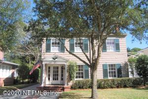 Avondale Property Photo of 1451 Avondale Ave, Jacksonville, Fl 32205 - MLS# 1030169