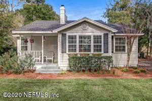 Avondale Property Photo of 1733 Geraldine Dr, Jacksonville, Fl 32205 - MLS# 1034984