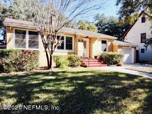 Avondale Property Photo of 1749 Canterbury St, Jacksonville, Fl 32205 - MLS# 1034655