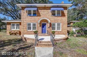 Avondale Property Photo of 1421 Edgewood Cir, Jacksonville, Fl 32205 - MLS# 1035637
