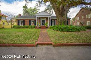 Photo of 3321 St Johns Ave, Jacksonville, Fl 32205 - MLS# 1035908