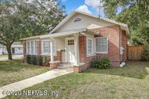 Avondale Property Photo of 3899 Herschel St, Jacksonville, Fl 32205 - MLS# 1036761