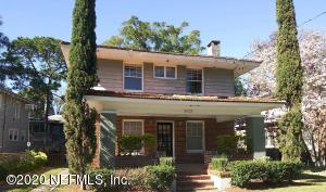 Avondale Property Photo of 3023 Oak St, Jacksonville, Fl 32205 - MLS# 1036624