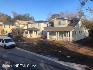 Avondale Property Photo of 2878 Green St, Jacksonville, Fl 32205 - MLS# 1010225