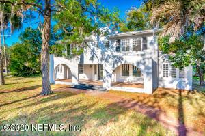 Avondale Property Photo of 1492 Avondale Ave, Jacksonville, Fl 32205 - MLS# 1037675
