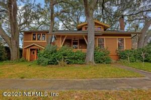 Avondale Property Photo of 1776 Canterbury St, Jacksonville, Fl 32205 - MLS# 1038587