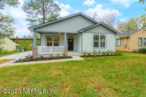 Avondale Property Photo of 1272 Lechlade St, Jacksonville, Fl 32205 - MLS# 1039699