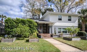 Avondale Property Photo of 1827 Cherry St, Jacksonville, Fl 32205 - MLS# 1040217