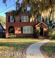 Avondale Property Photo of 3556 Valencia Rd, Jacksonville, Fl 32205 - MLS# 1040251