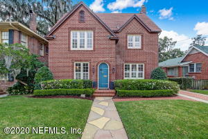 Avondale Property Photo of 3536 Pine St, Jacksonville, Fl 32205 - MLS# 1040325