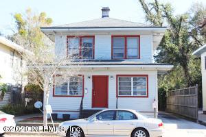 1609 KING ST, JACKSONVILLE, FL 32204