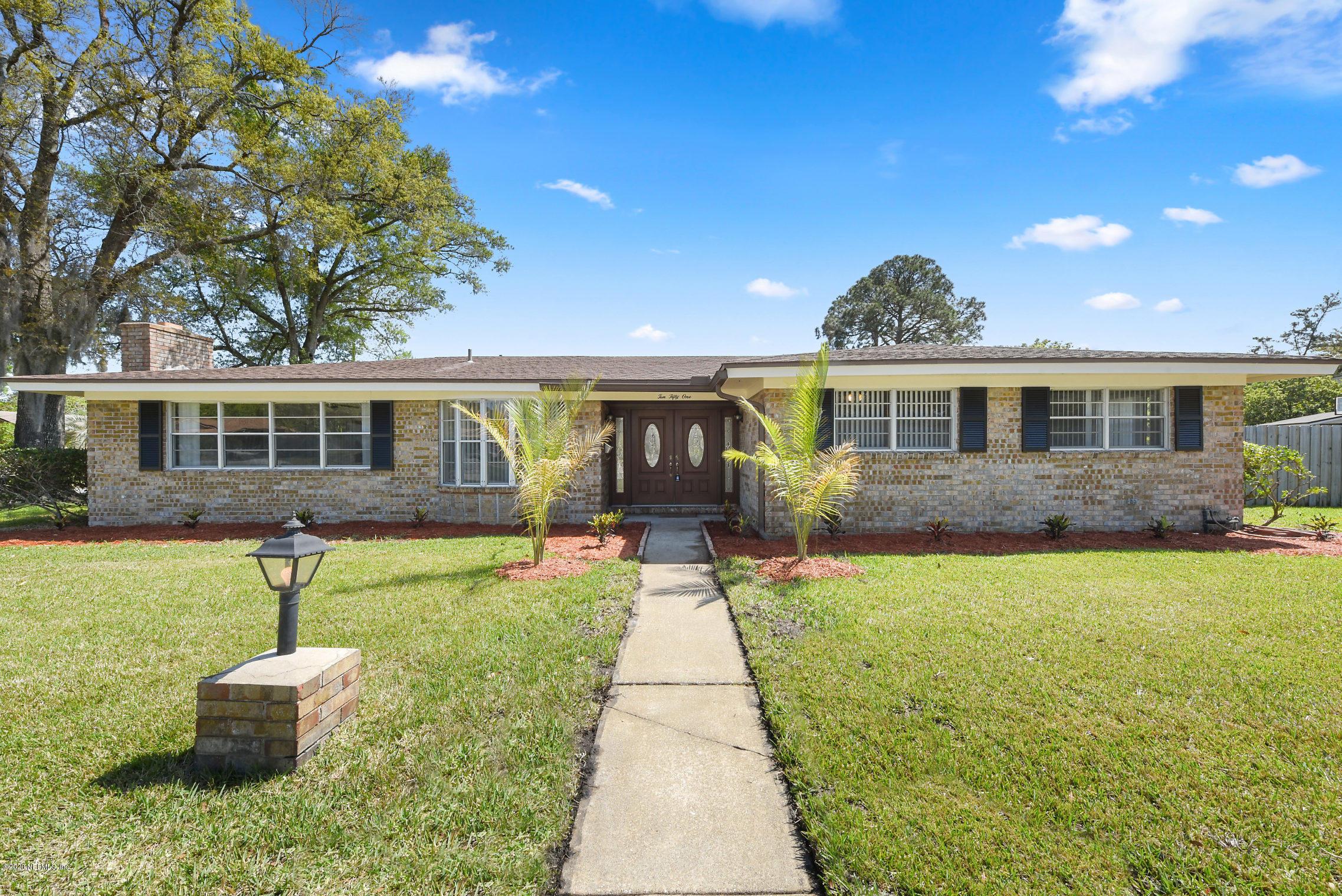 1051 Grove Park Blvd Jacksonville, Fl 32216