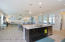 Chef's kitchen if perfect for entertaining guests & family