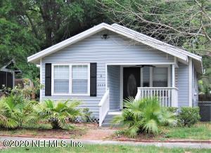 Photo of 3849 Eloise St, Jacksonville, Fl 32205 - MLS# 1046826