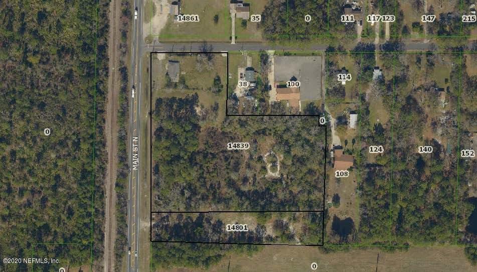 Listing Details for 14839 Main St, JACKSONVILLE, FL 32218