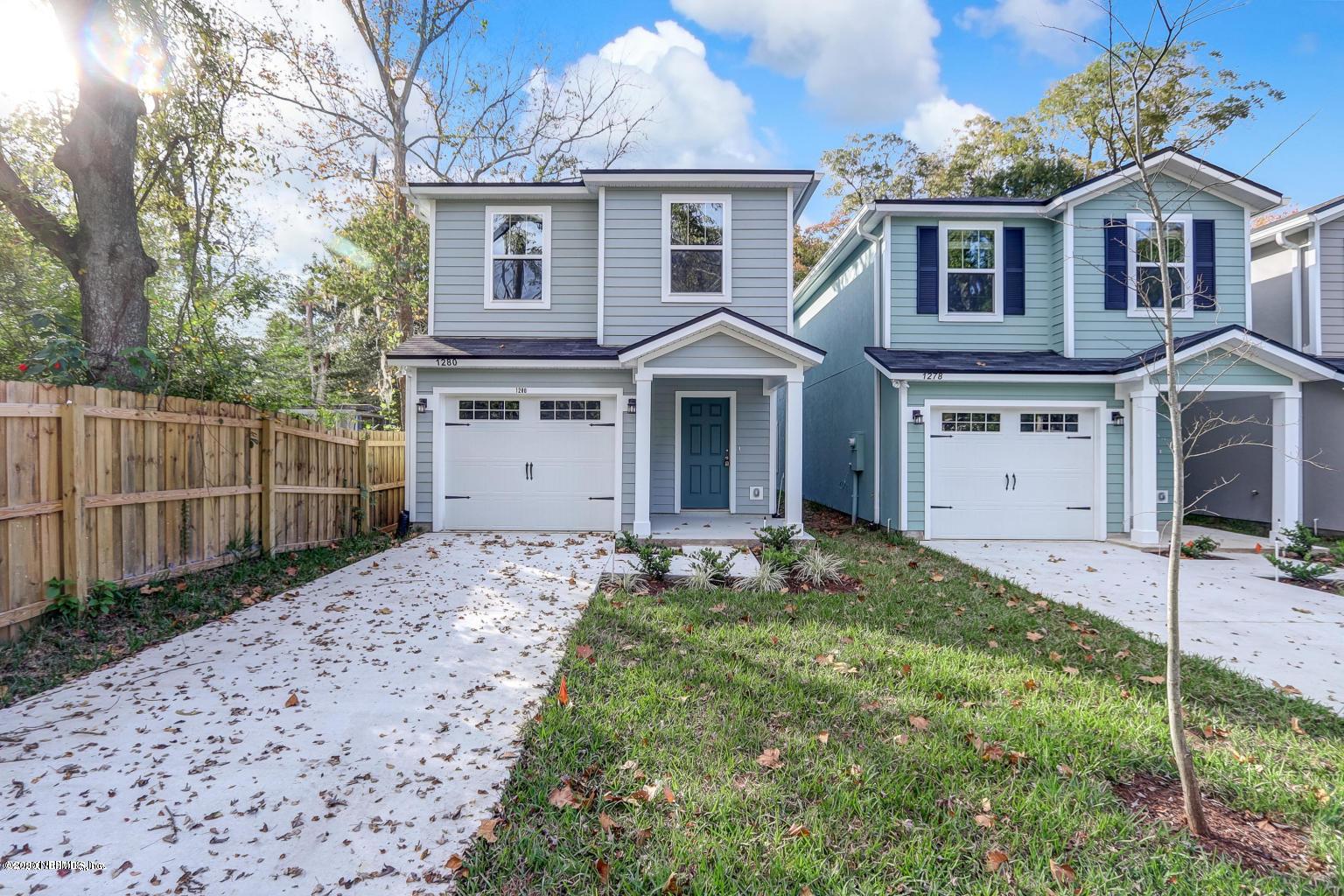 1298 Lake Shore Blvd Jacksonville, FL 32205