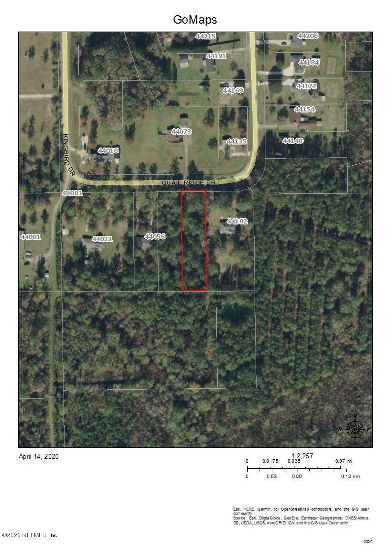 Listing Details for 0 Quail Ridge Dr, CALLAHAN, FL 32011