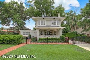 Avondale Property Photo of 3012 Oak St, Jacksonville, Fl 32205 - MLS# 1049698