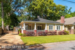Photo of 1418 Rensselaer Ave, Jacksonville, Fl 32205 - MLS# 1051267