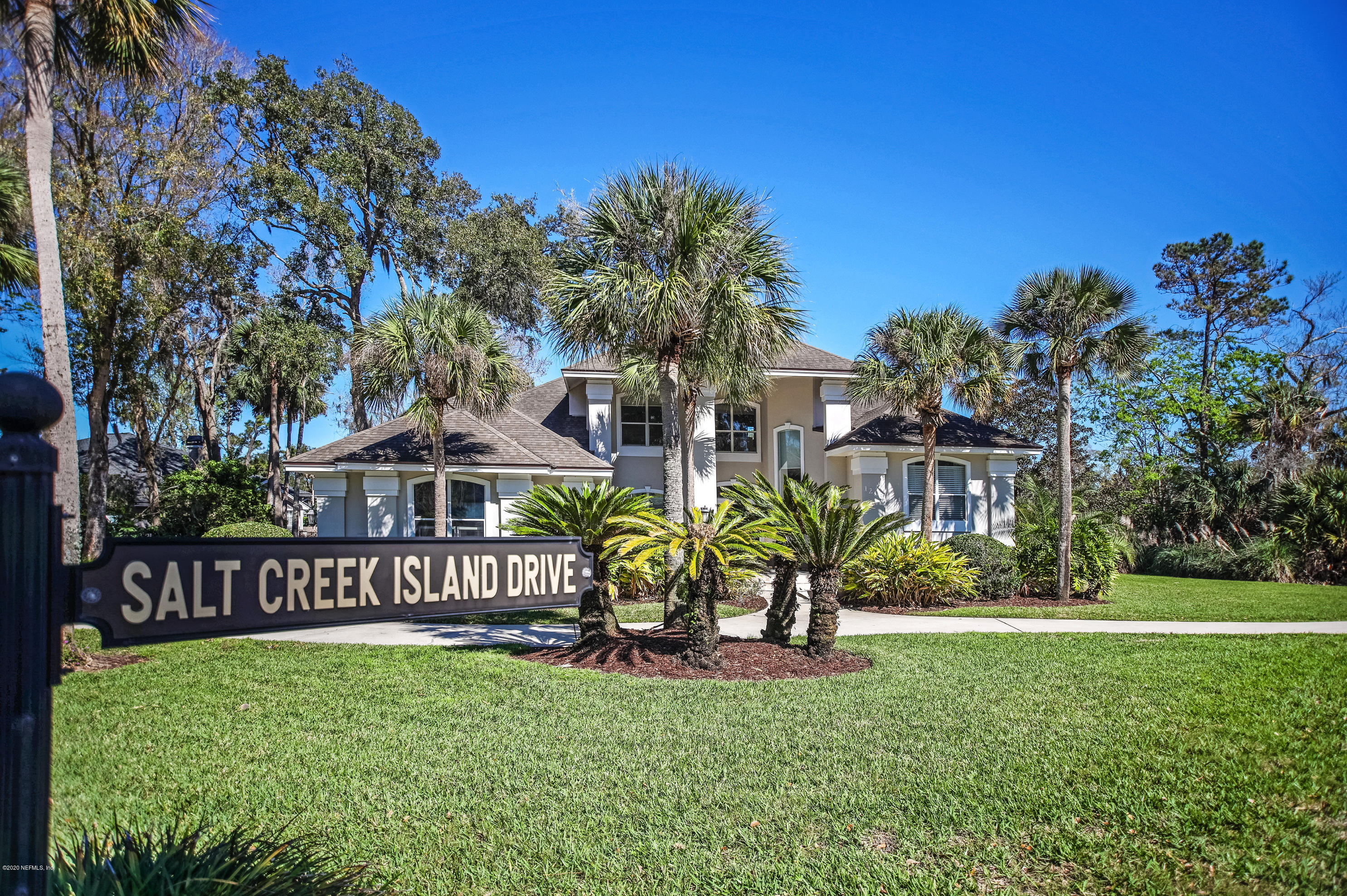 Property for sale at 1203 Salt Creek Island DR, Ponte Vedra Beach,  Florida 32082
