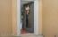 Phantom Front Door Screen
