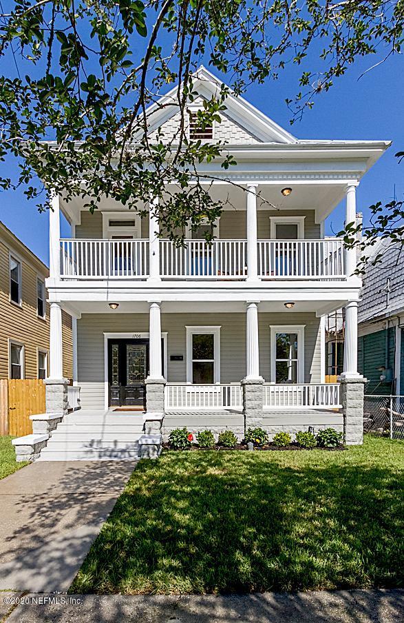 1706 Silver St Jacksonville, Fl 32206
