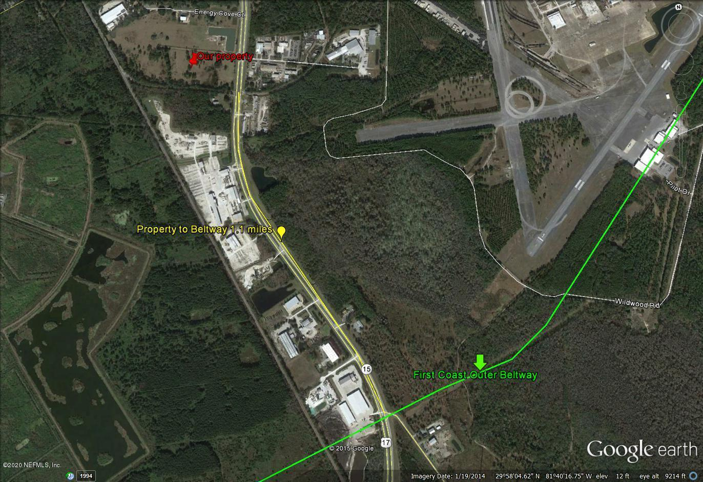 Details for 0000 Us Highway 17, GREEN COVE SPRINGS, FL 32043