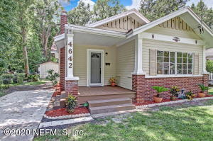 Avondale Property Photo of 4642 Crescent St, Jacksonville, Fl 32205 - MLS# 1064531