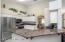 Updated kitchen with new Samsung Appliances