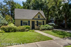 Avondale Property Photo of 3884 Valencia Rd, Jacksonville, Fl 32205 - MLS# 1068173