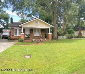 Avondale Property Photo of 4645 Hercules Ave, Jacksonville, Fl 32205 - MLS# 1070332