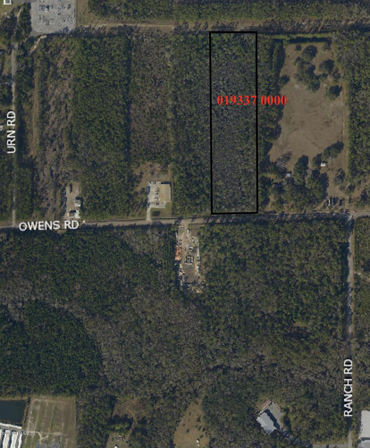 Listing Details for 0 Owens Rd, JACKSONVILLE, FL 32218