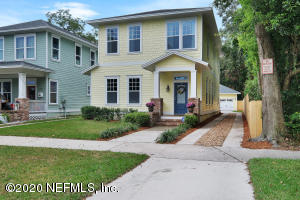 Photo of 2738 Downing St, Jacksonville, Fl 32205 - MLS# 1071845