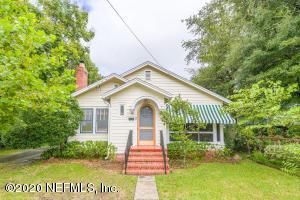 Avondale Property Photo of 2929 Collier Ave, Jacksonville, Fl 32205 - MLS# 1072420