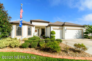 Beautifully landscaped this Del Webb home is waiting for you...3 bedrooms plus 3 full bathrooms plus an office....