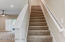 Stairs to Bedroom #5/Bonus Room