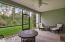 Covered, Screened Lanai w/ Preserve View