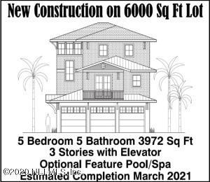 Photo of 3315 1st St S, Jacksonville Beach, Fl 32250 - MLS# 1058517