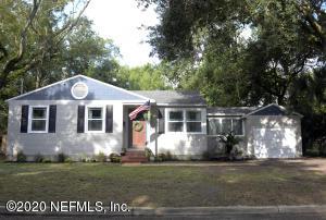 Avondale Property Photo of 2825 Cherokee Cir E, Jacksonville, Fl 32205 - MLS# 1074063