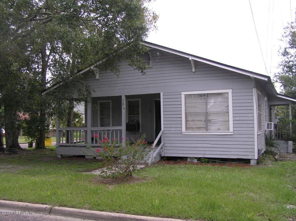 Details for 757 Crestwood St, JACKSONVILLE, FL 32208