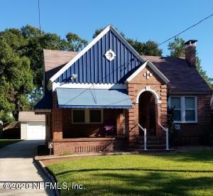 Avondale Property Photo of 4639 French St, Jacksonville, Fl 32205 - MLS# 1076090