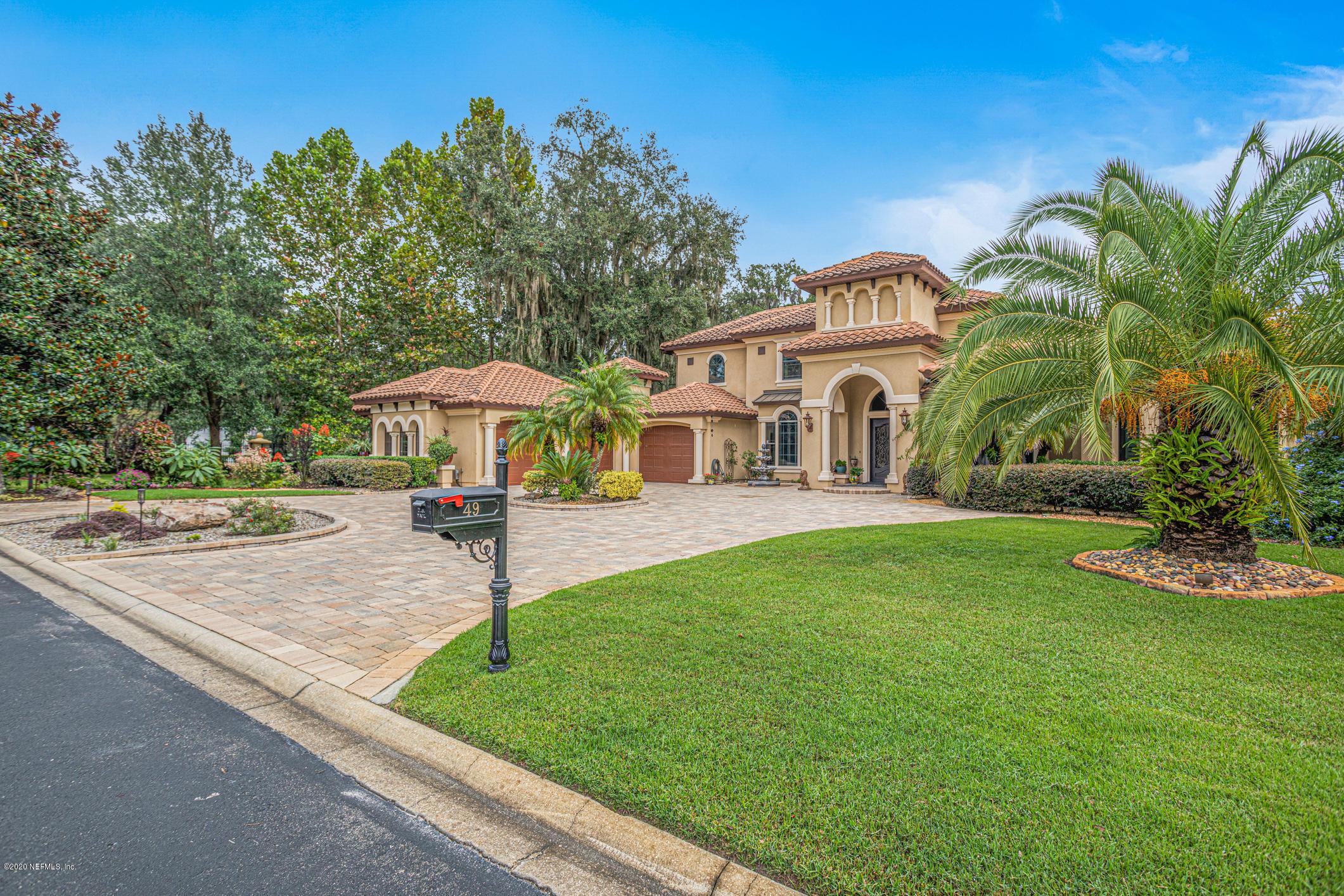 Details for 49 Villa Sovana Ct, ST JOHNS, FL 32259