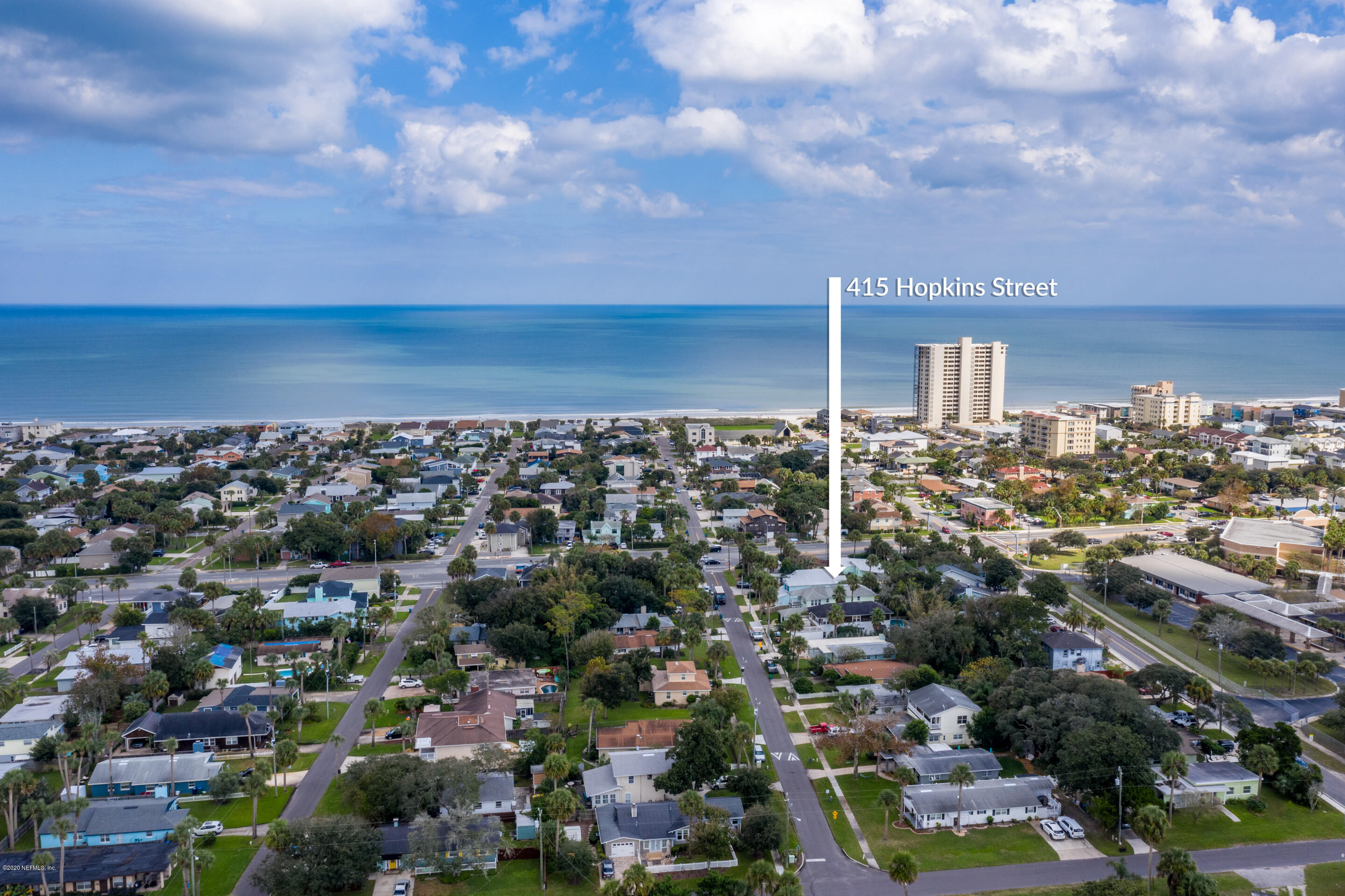 Property for sale at 415 HOPKINS ST, Neptune Beach,  Florida 32266