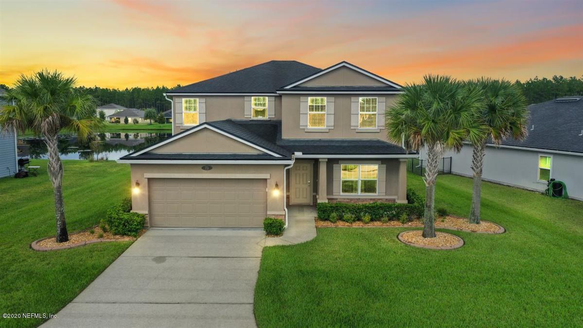 Details for 73 Cane Garden Way, ST AUGUSTINE, FL 32092