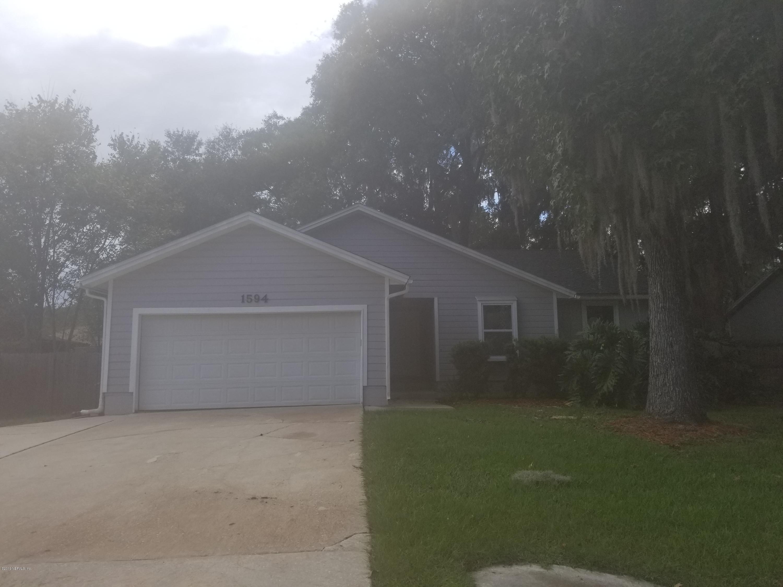 Details for 1594 Twin Oak Dr E, MIDDLEBURG, FL 32068
