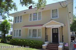 3112 RIVERSIDE AVE, UPSTAIRS, JACKSONVILLE, FL 32205