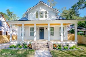 Avondale Property Photo of 1261 Lydia Ct, Jacksonville, Fl 32205 - MLS# 1092436