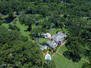 A private compound offering approximately 15 acres